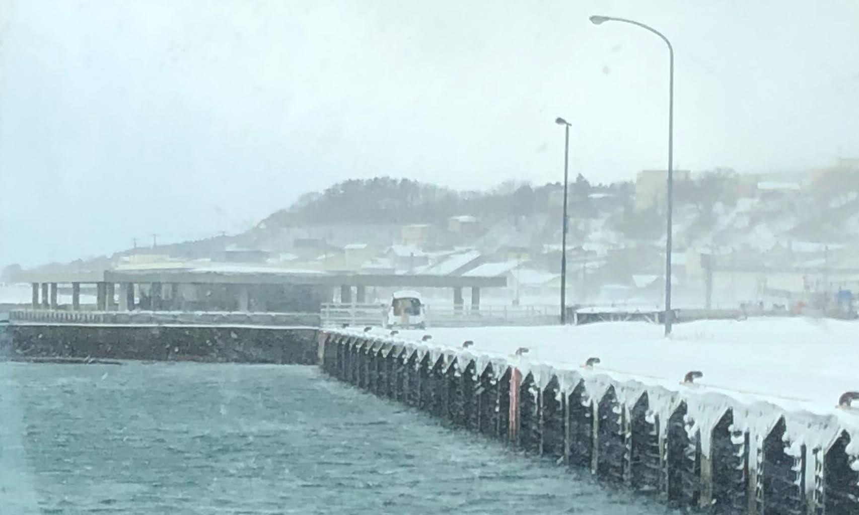 八雲町熊石漁港