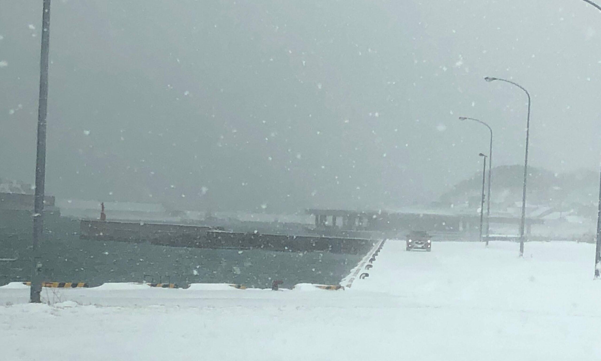 熊石漁港 釣り 令和3年1月31日