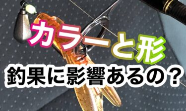 【北海道】ワームの種類はアブラコの釣果に影響するのか?<<釣果アップ>>【ロックフィッシュ】