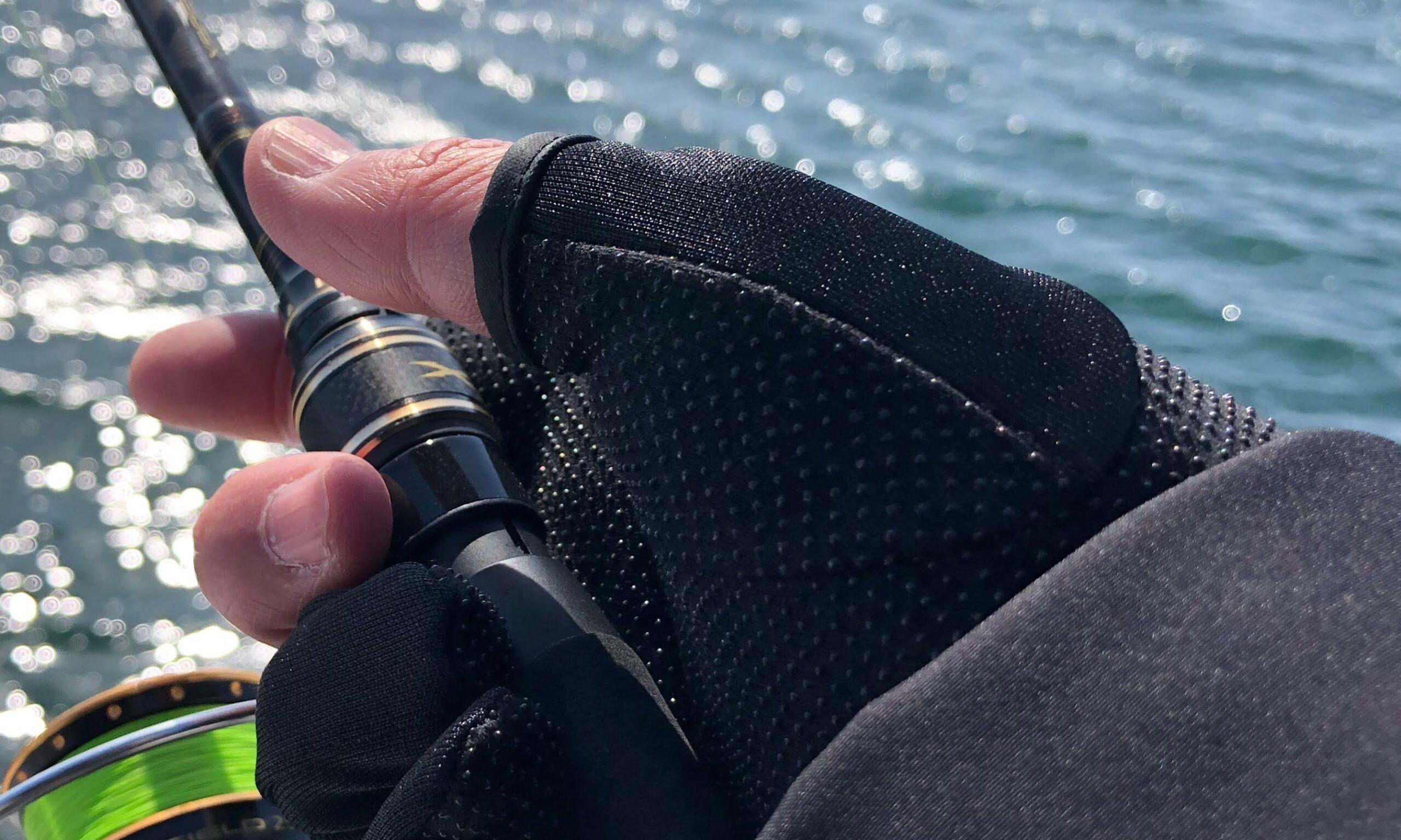 釣り グローブ