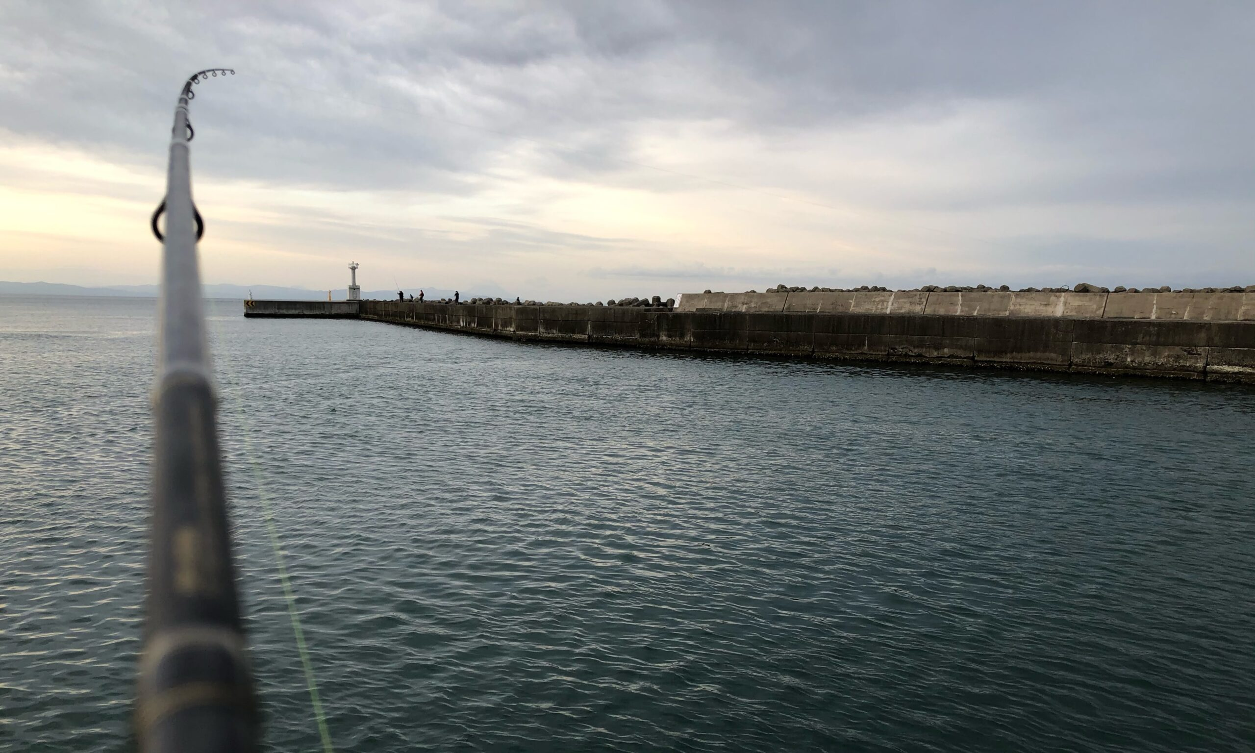八雲漁港 釣り